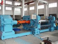 "Trung Quốc High hardness Ø26""x80"" Electric Two Roll Rubber Mixing Mill With Cooling water Công ty"
