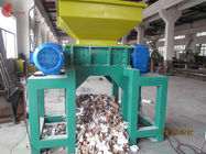Trung Quốc Tire Twin Shaft automatic Plastic Shredding Machine for waste plastics Công ty