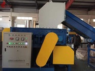 Trung Quốc Low noise High output Single-shaft Rubber Shredder Used For Large Plastic And Wood Công ty