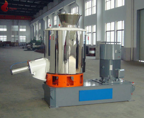 100 -150kg / h ZWZ Bearing High Speed Mixer 110kw For Shoes Bed SHR - 500L