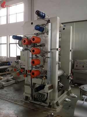 Five Rollers  PVC Calender Machine